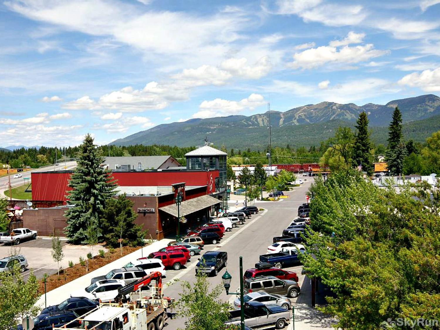 The Studio at Stillwater Mountain Lodge Downtown Whitefish has lots to do