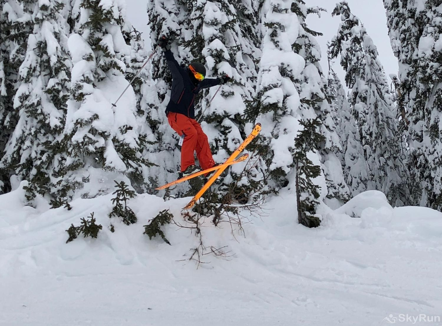 Highland Huckleberry Lodge Did you know Whitefish Mountain Resort gets over 300 inches of average annual snowfall?