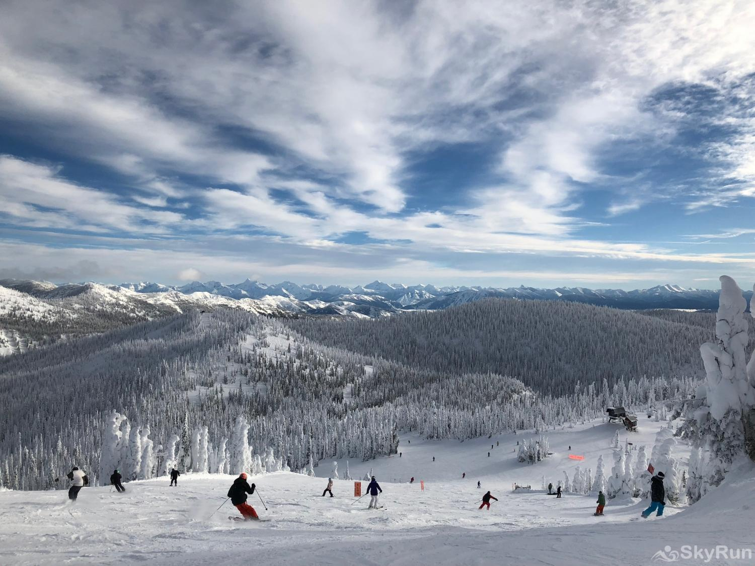 Highland Huckleberry Lodge Come and ski one of the best kept secrets in the Rockies!