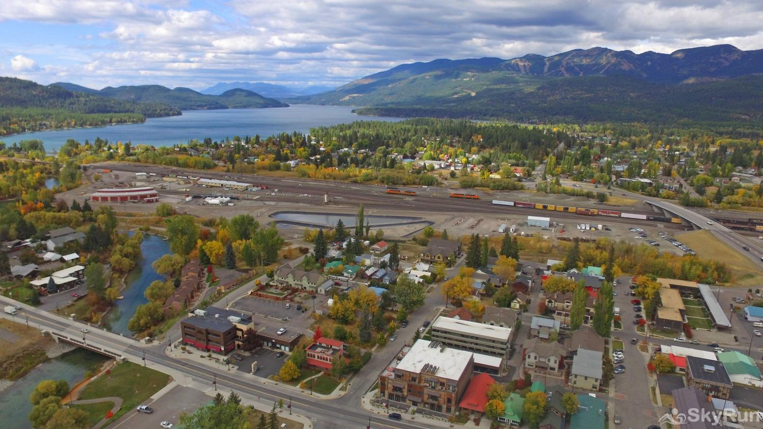 Highland Huckleberry Lodge Whitefish, Montana - Four seasons of fun in the mountains, lakes, and town!
